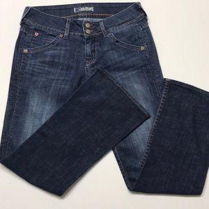 Hudson Jeans Dark Wash Bootcut Sz 26